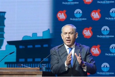Netanyahu at Saban forum