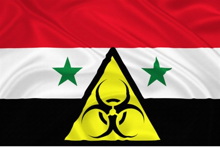 Syria chemical weapons (illustration)