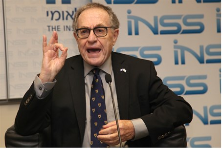 a summary of alan dershowitz's why Dershowitz advocates making torture an option   in dershowitz's mind,  'if there had been a few people like alan dershowitz during the 1930s and 1940s,.