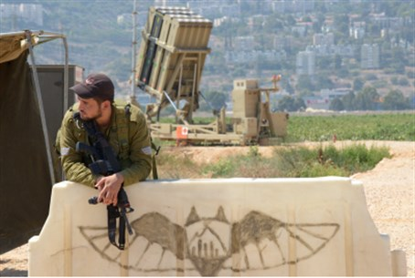Iron Dome anti missile system