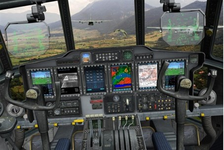Elbit upgrade to C-130