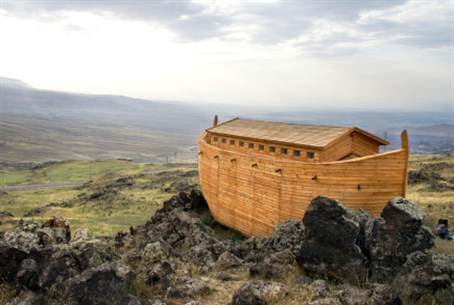 Noah's ark (illustration)