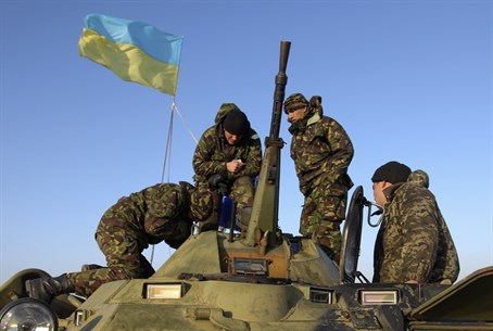 Ukrainian army (file)