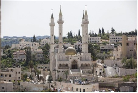 Abu Ghosh mosque