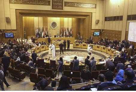 Arab Foreign Ministers meet in Cairo