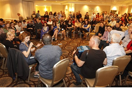 Limmud FSU conference for Russian Jews (file)