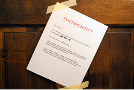 Example Arizona Commercial Landlord Lockout What To Post At Property