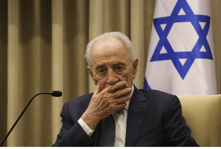 Peres: the last President? (illustrative)