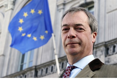 Nigel Farage's UK Independence Party among th