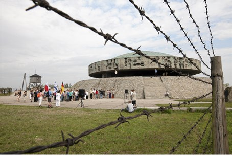 Nazi Death Camp Majdanek