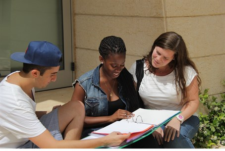 IDC Herzliya attracts students from across th