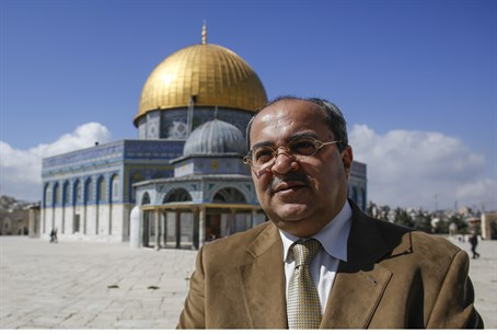 Ahmed Tibi on Temple Mount