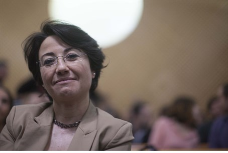 """In it for herself"": radical Arab MK Hanin Zo"