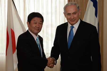 Israel, Japan Sign First Industrial R&D Agreement