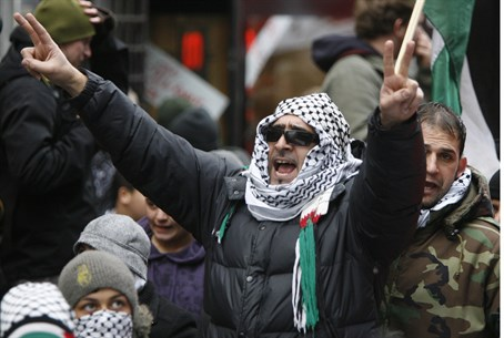 Muslim radicals behind rise in anti-Semitism