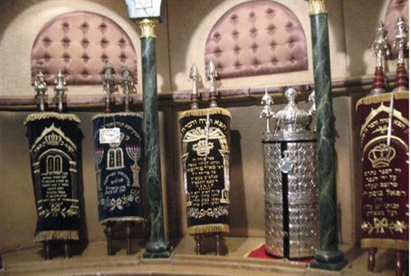 Synagogue in Morocco