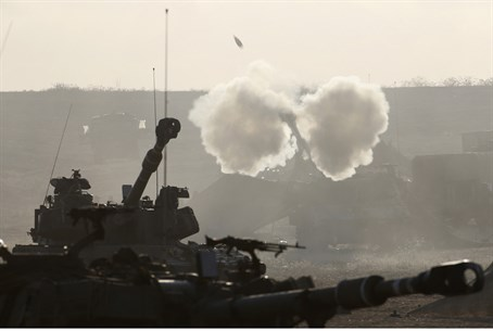 IDF attacks in Gaza