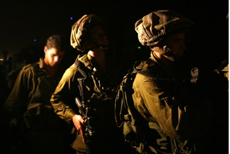 Golani soldiers