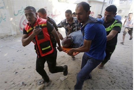 Gaza casualties: civilians or terrorists?