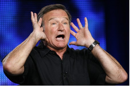 Robin Williams (file)