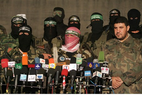Hamas spokespeople (illustration)