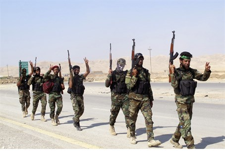 Iranian backed Shia militias in Iraq are increasingly dominant