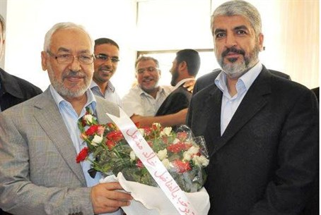 Al-Ghannouchi and Meshaal