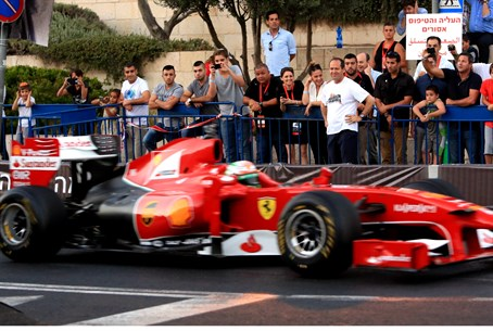 Formula One in Jerusalem