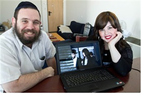 Rabbi Hezki and Chana Lifshitz