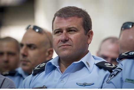 Jerusalem District Police Commander, Moshe Edri