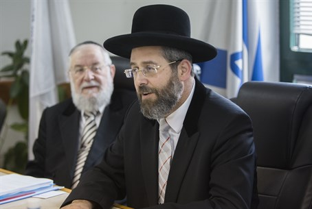 Rabbi David Lau