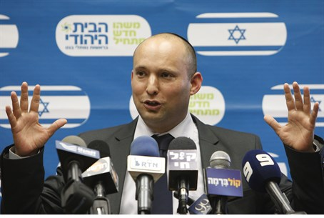Naftali Bennett's party is polling strongly among younger voters too