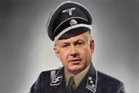 "Fatah's ""Bibi the SS officer"""