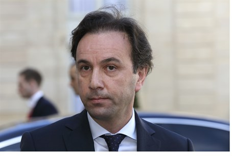 Syrian National Coalition President Khaled Khoja