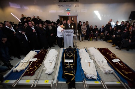 Sassoon family children laid to rest in Jerusalem