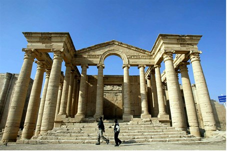 If ISIS captures Palmyra, it will likely suffer the same fate as ancient cities in Iraq