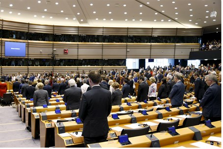 EU Parliament recognizes Armenian Genocide