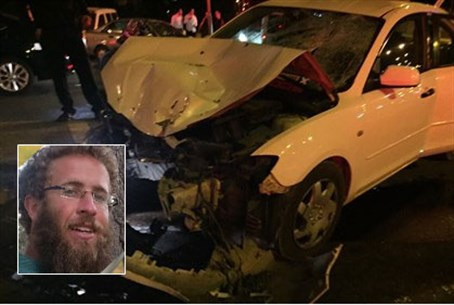Shalom Yohai Sherki was killed in the attack