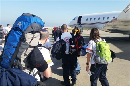 MDA rescue team heads to Nepal