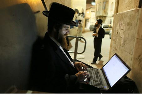 Israel's next generation of cyber warriors? (Illustrative)