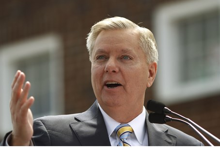 Senator Lindsey Graham announces presidential bid