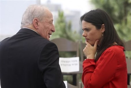 Weinstein and Shaked