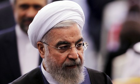 Rouhani: Don't Take 'Death to America' Chants Personally
