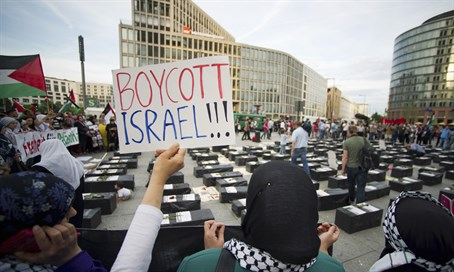 Boycott movement (illustration)