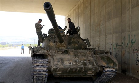 Syrian 'Army of Conquest' rebels advance on Latakia