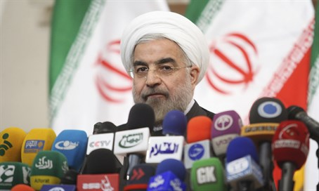 Rouhani: Syria's destruction pleases only Israel