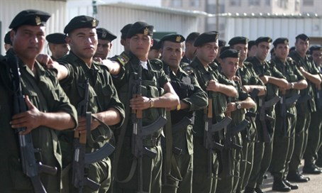 PA Security Forces (file)