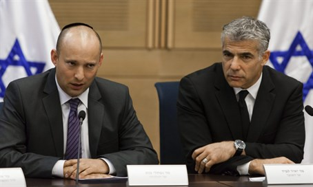 Bennett and Lapid