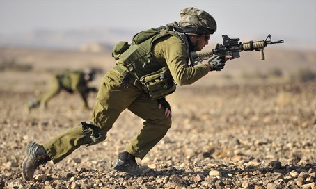IDF soldier (illustration)