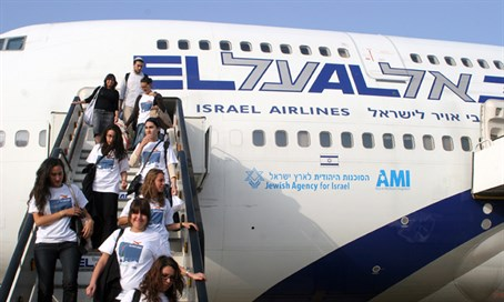 French aliyah (file)